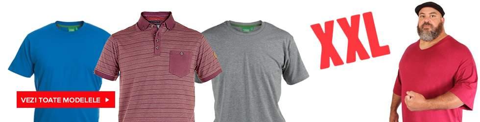 haine XXL pentru barbati