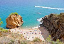 plaje din Spania